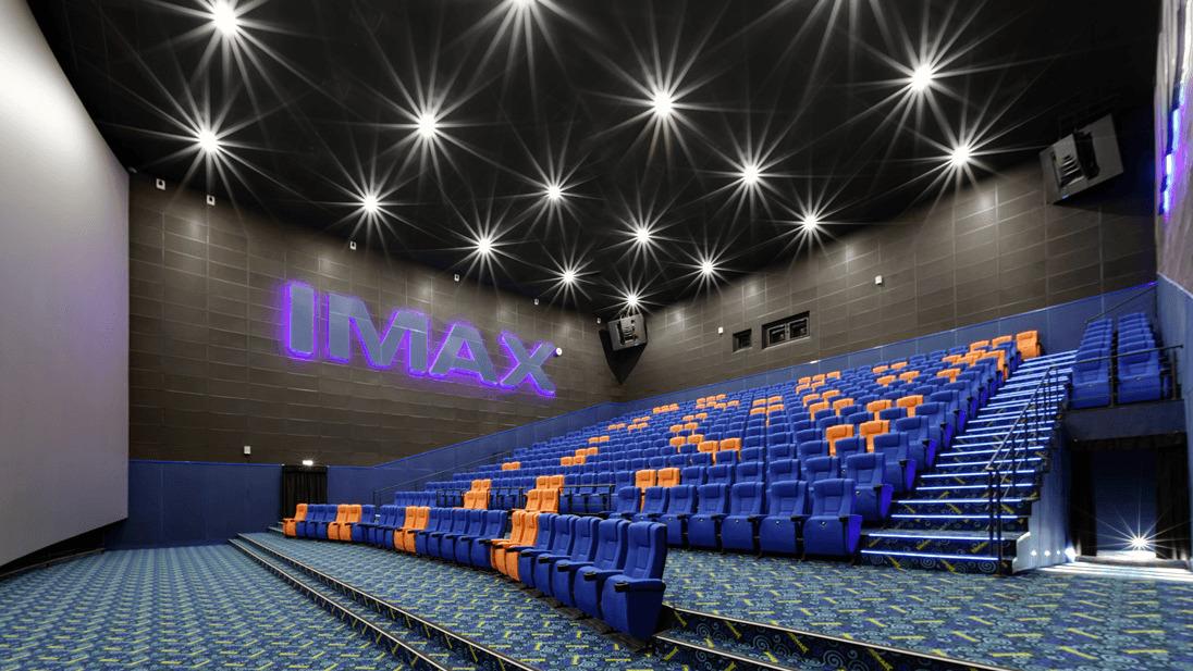 Кинотеатр в тц колумбус