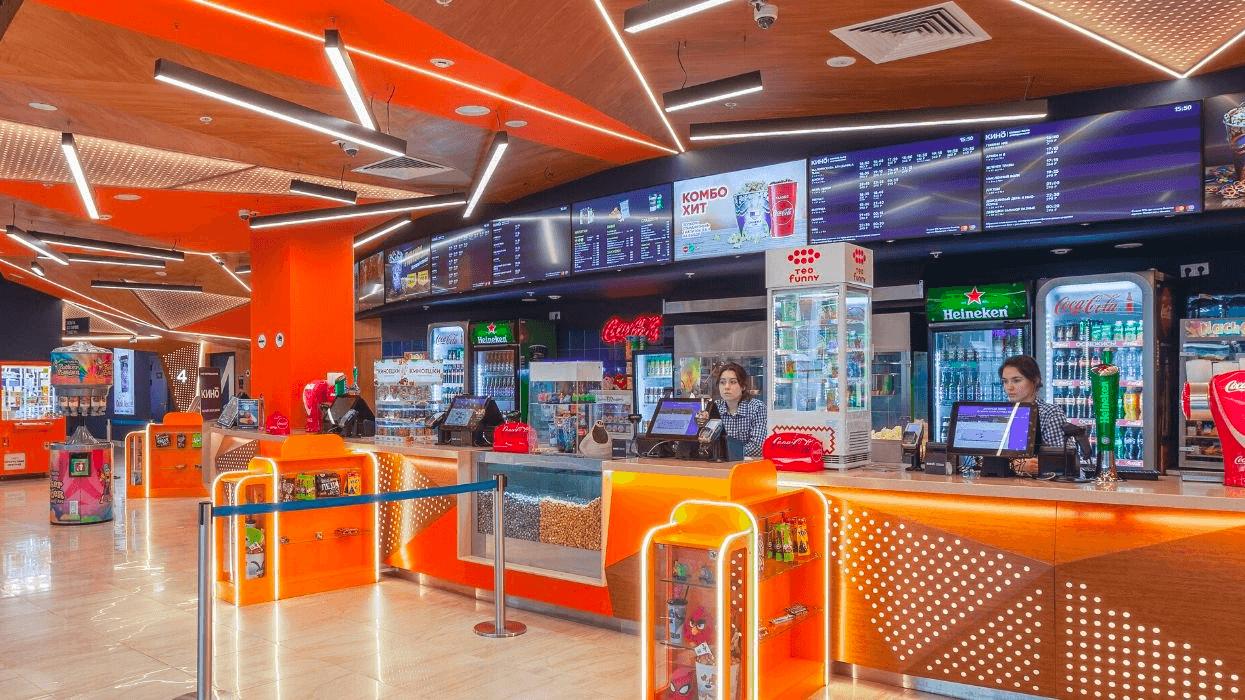 бутово молл кинотеатр