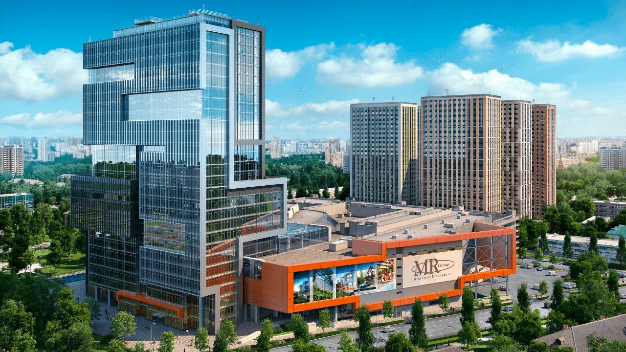 торговый центр водный