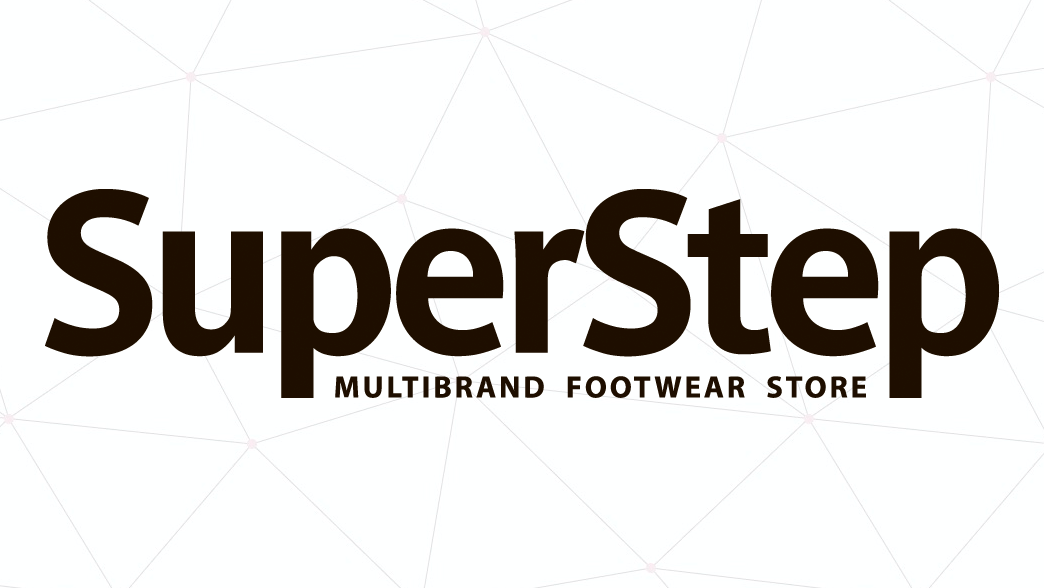 логотип интернет-магазина super step